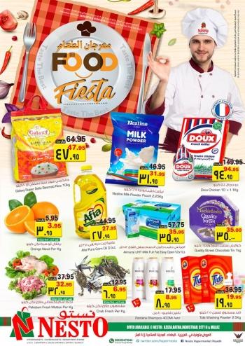 Nesto Hyper Nesto Food Fiesta Offers