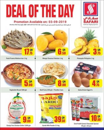 Safari Hypermarket Safari Hypermarket Daily Deals 03 September