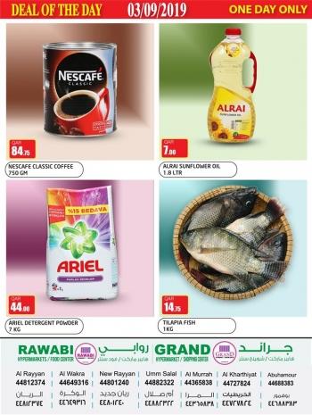 Rawabi Hypermarket Rawabi Hypermarket Deal Of The Day 03 September