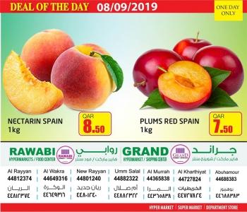 Rawabi Hypermarket Rawabi Hypermarket Deal Of The Day 08 September