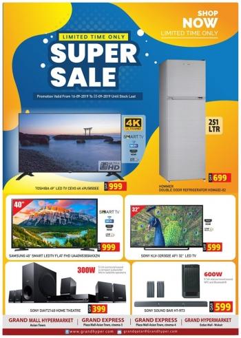 Grand Grand Hyper Super Sale Offers