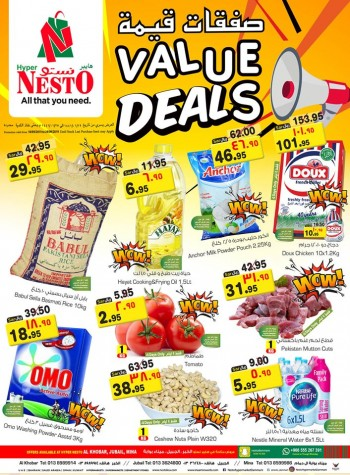 Hyper Nesto Value Deals