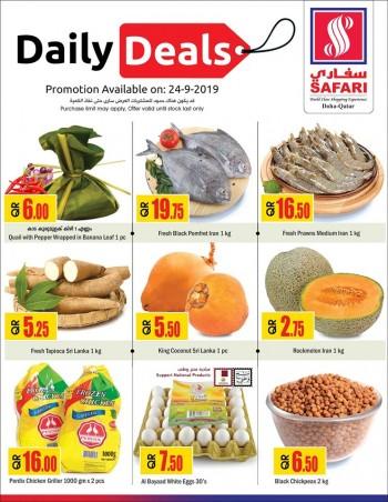 Safari Hypermarket Safari Hypermarket Daily Deals 24 September