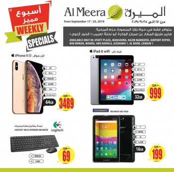Al Meera Consumer Goods Al Meera Weekly Specials Offers