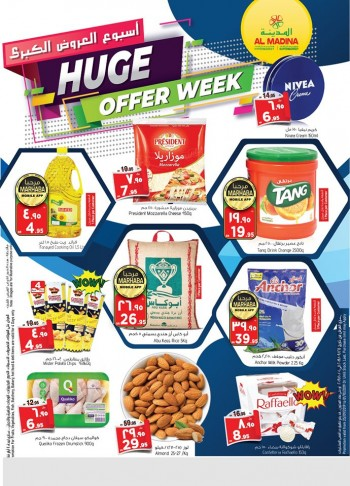 Al Madina Al Madina Hypermarket Huge Offer Week