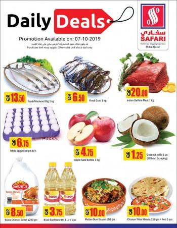 Safari Hypermarket Safari Hypermarket Daily Deals 07 October