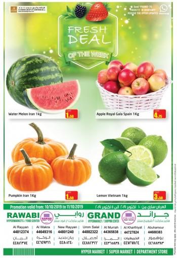 Rawabi Hypermarket Rawabi Fresh Deal Of The Week