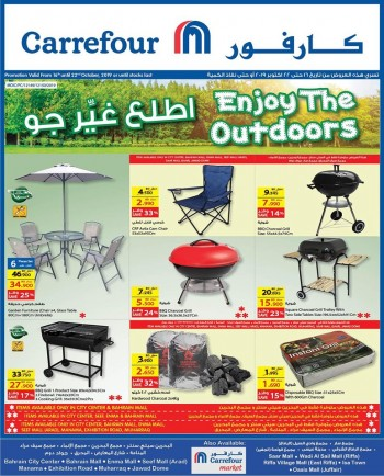 Carrefour Carrefour Enjoy The Outdoor