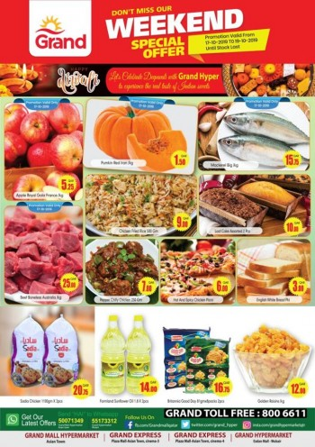 Grand Grand Weekend Special Offers