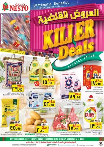 Nesto Nesto Hypermarket Riyadh Killer Deals