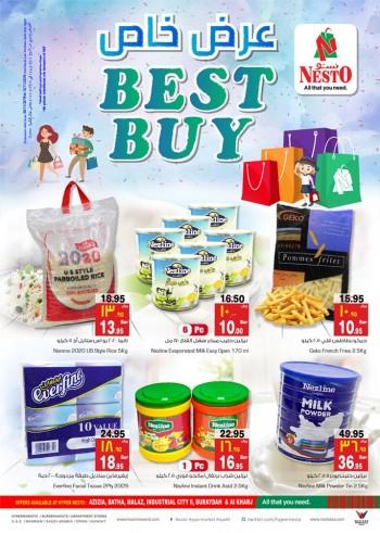 Nesto Nesto Hypermarket Riyadh Best Buy Offers