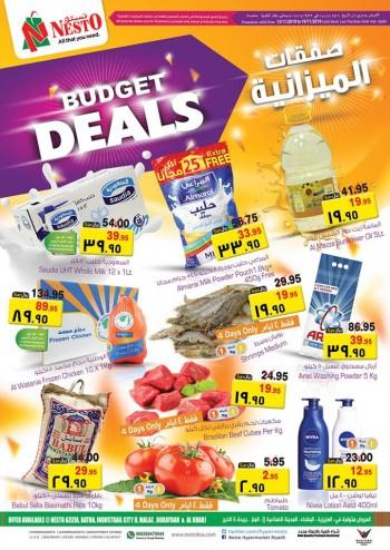 Nesto Hypermarket Riyadh Budget Deals
