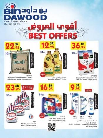 Bin Dawood Bin Dawood Jeddah Best Weekly Offers