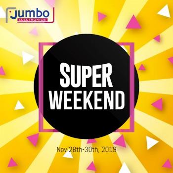 Jumbo Electronics Super Weekend Offers