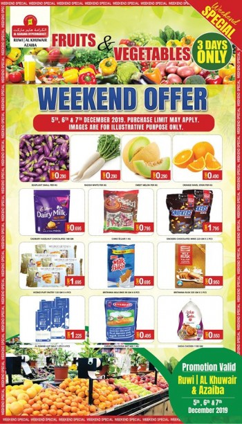 Al Karama Hypermarket Amazing Weekend Offers