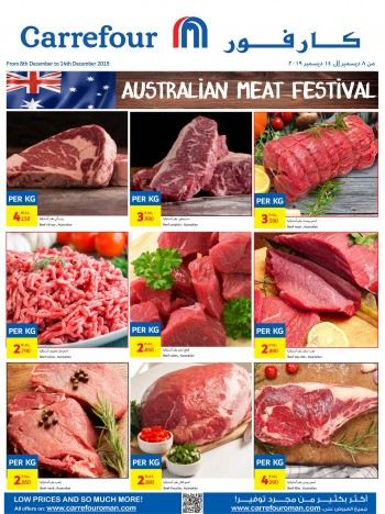 Carrefour Carrefour Australian Meat Festival