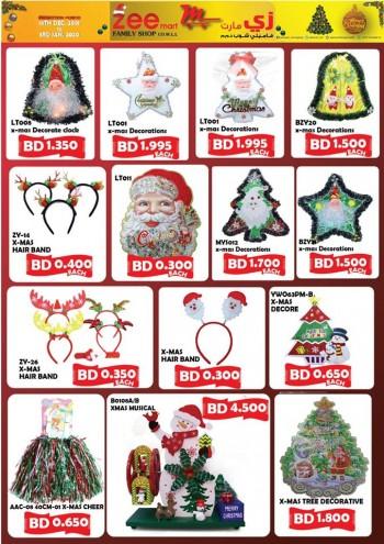 Zeemart Family Shop Merry Christmas Offers