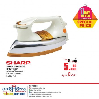 Home Electronics One Day Special Offers