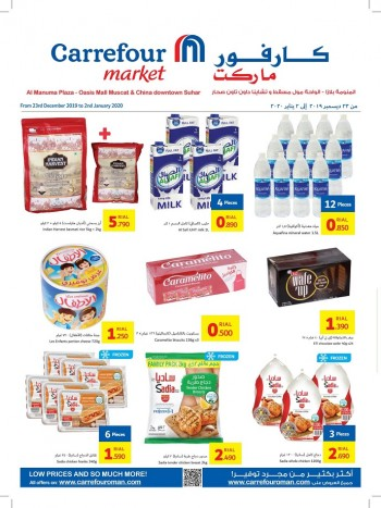 Carrefour Carrefour Market New Year Offers
