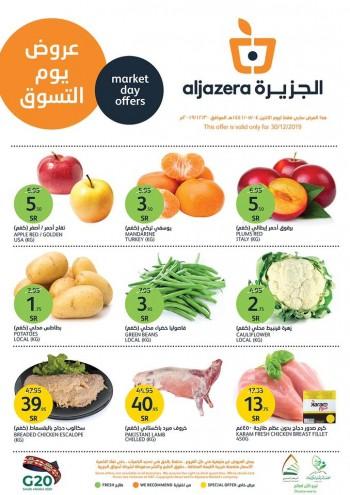 Aljazera Markets Aljazera Markets Monday Offers