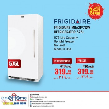 Home Electronics Three Days Offer