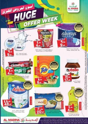 Al Madina Al Madina Hypermarket Huge Offer Week