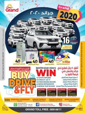 Grand Grand Hypermarket Grand 2020 Offers