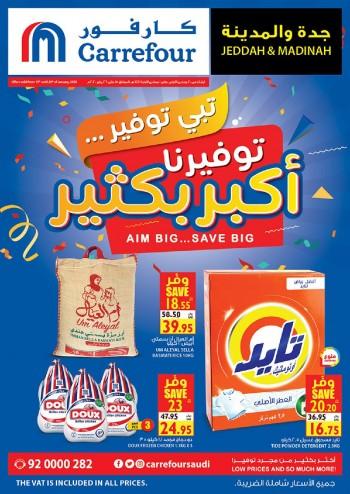 Carrefour Carrefour Jeddah & Madinah Big Saver Offers
