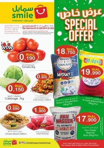 Smile Hypermarket Saham Special Offers