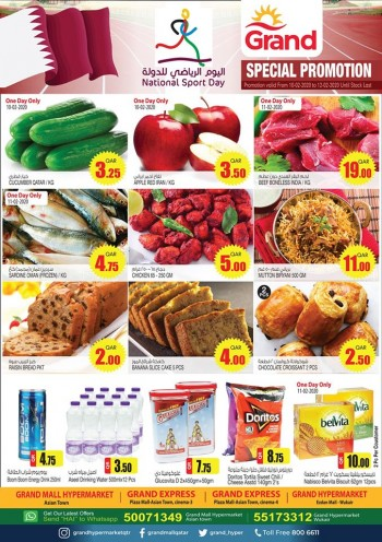 Grand Grand Hypermarket Special Promotions