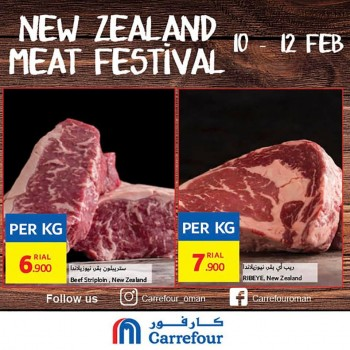 Carrefour Carrefour New Zealand Meat Festival Offers