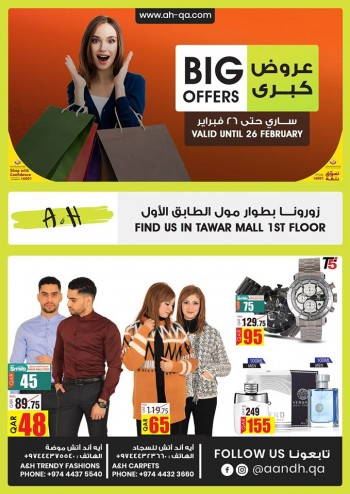 A & H Big Offers