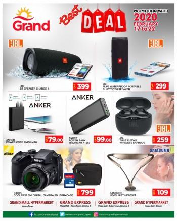 Grand Grand Hypermarket Best Promotions
