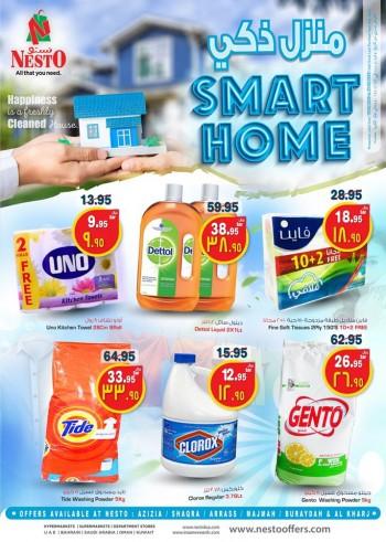 Nesto Nesto Hypermarket Riyadh Smart Home Offers