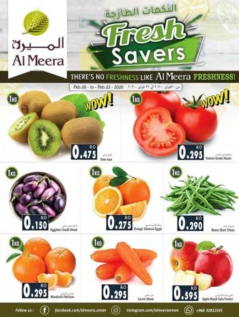 Al Meera Hypermarket Al Meera Weekend Fresh Savers Offers