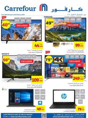 Carrefour Carrefour Hypermarket Exclusive Offers