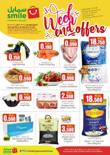 Smile Hypermarket Saham Weekend Offers