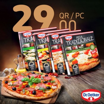 Carrefour Hypermarket Best Pizza Deal