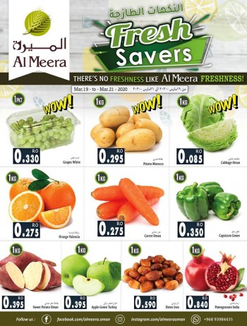 Al Meera Hypermarket Al Meera Hypermarket Weekend Fresh Savers