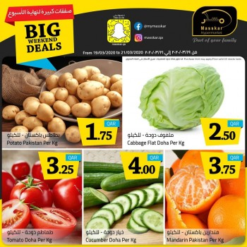 Masskar Hypermarket Big Weekend Deal