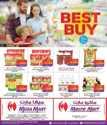 Mega Mart Mega Mart Best Buy Offers