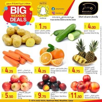 Masskar Hypermarket Big Weekend Deals