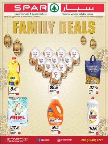 SPAR Spar Hypermarket Weekend Family Deals