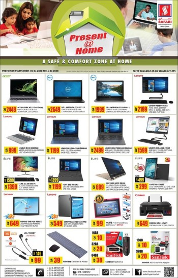 Safari Hypermarket Safari Hypermarket Stay Safe Offers