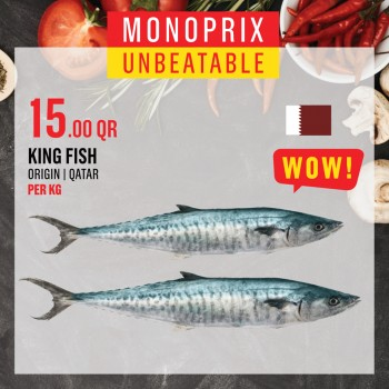 Monoprix Monoprix Supermarket One Day Offer