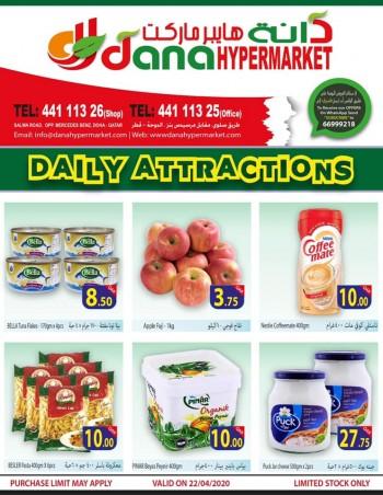 Dana Hypermarket Dana Hypermarket Daily Attractions 22 April 2020