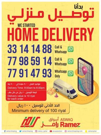 Ramez Aswaq Ramez Home Delivery