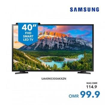 Sharaf DG Samsung TV's Offers