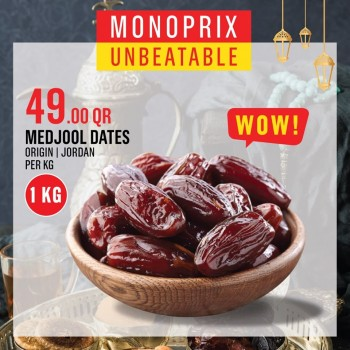 Monoprix Super One Day Deals