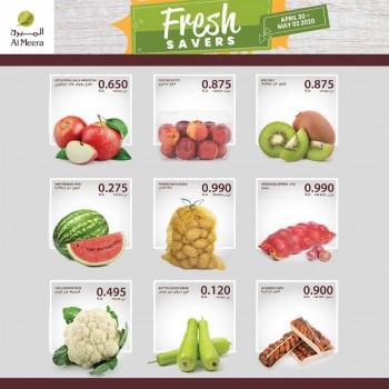 Al Meera Hypermarket Weekend Fresh Savers